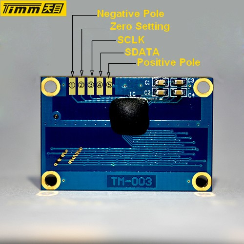TM-003 Capacitive Displacement Sensors